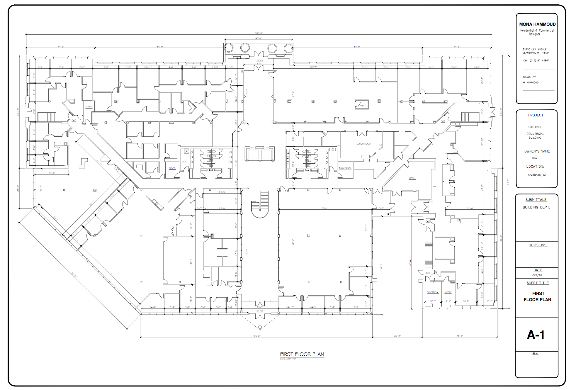 floor plans maps dearborn atrium office center. Black Bedroom Furniture Sets. Home Design Ideas